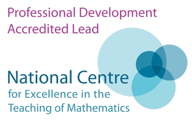 NCETM PD Accredited