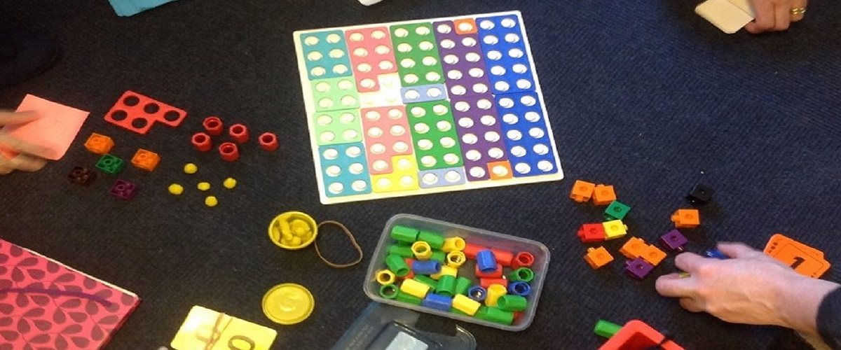 Teachers Exploring Number with Numicon
