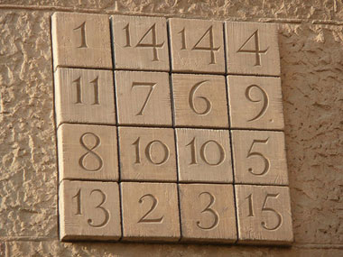 Magic Square - Barcelona